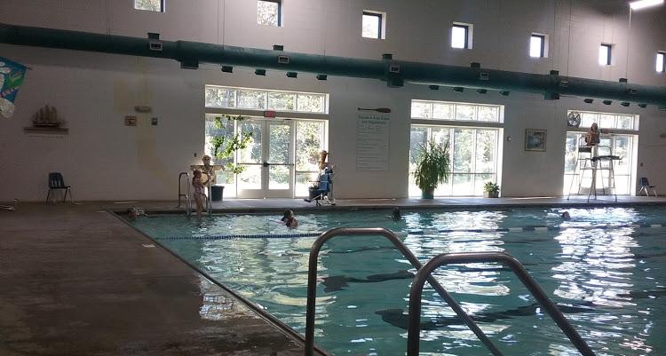Indoor Pool in Community Center